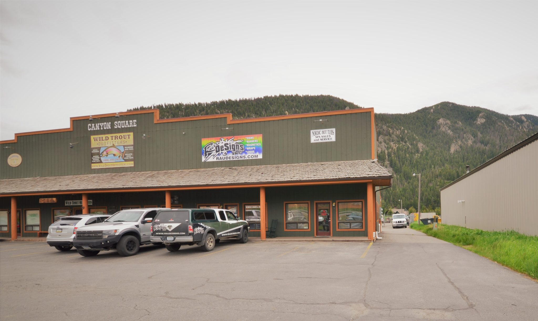 Nordic Hot Tub Business and Commercial Condo For Sale in Big Sky ...
